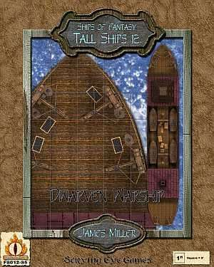 Tall Ships 12: Dwarven Warship