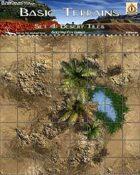 Basic Terrains 4: Desert Tiles