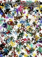 Art Pack 6: Splatters and Spills for Dundjinni, Fractal Mapper or CC3