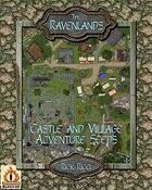 Adventure Seeds for Ravenlands 1
