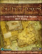 One Dollar Dungeon: Fighter's Barroom Brawl Map Pack