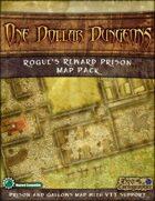 One Dollar Dungeon: Rogue's Reward Prison Map Pack