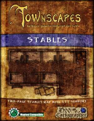Townscapes: Stables