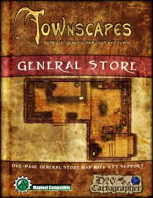 Townscapes: General Store