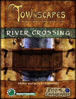 Townscapes: River Crossing
