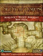One Dollar Dungeon: Warlock\'s Wicked Warrens Map Pack