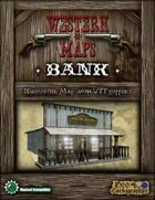 Western Maps: Bank Map Pack