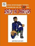 Infinite Power Adventure: Rise of the Inheritors