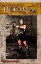 Halfling Druid (Male)