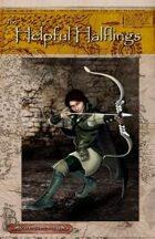 Halfling Ranger (Male)