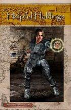 Halfling Warrior (Male)