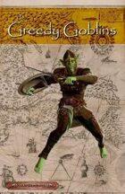Goblin Swordsman