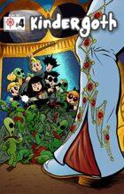 Kindergoth - Tiny Green Men #4