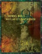 Darwin's World: Wasteland Settlement Generator