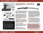 Modern Dispatch (#55): Nakamura Blades