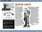 Modern Dispatch (#71): Keystone Knights