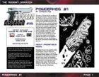 Modern Dispatch (#99): Powderkeg #1