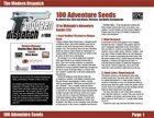 Modern Dispatch (#100): 100 Adventure Seeds
