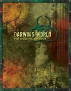 Darwin's World 2: Terrors of the Twisted Earth
