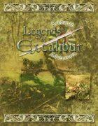 Legends of Excalibur: Arthurian Campaign Guide