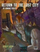 Darwin's World: Return To The Lost City (LC2)
