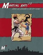 Martial Arts<sup>20</sup>