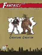 Fantasci20: Creature Creator