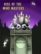 Darwin's World:Rise of The Mind Masters