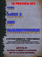 Preview: The Well of Darkness