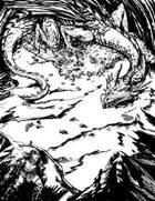 Stock Art: Dragon and Thief