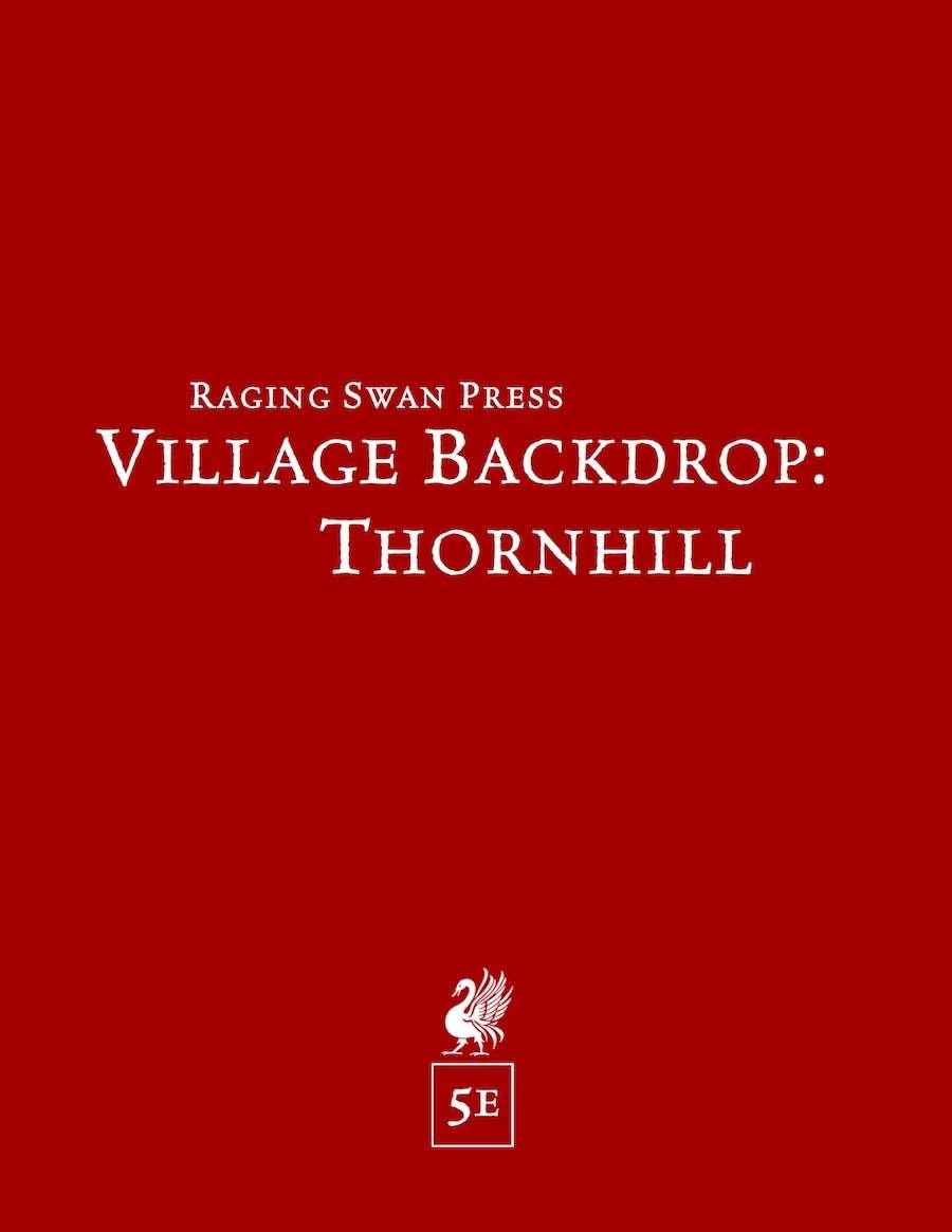 Village Backdrop: Thornhill (5e)
