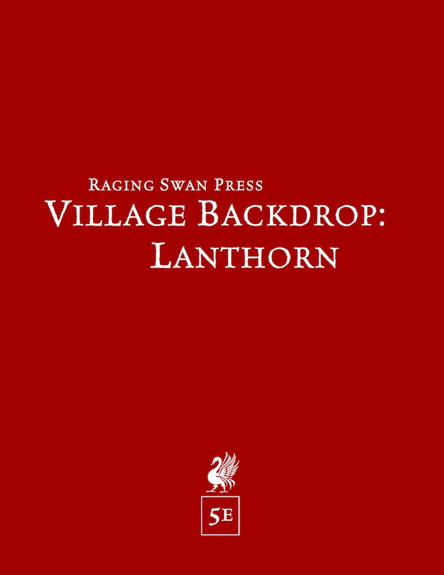 Village Backdrop: Lanthorn (5e)