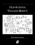 Old-School Village Maps I