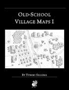 Old-School Village Maps I