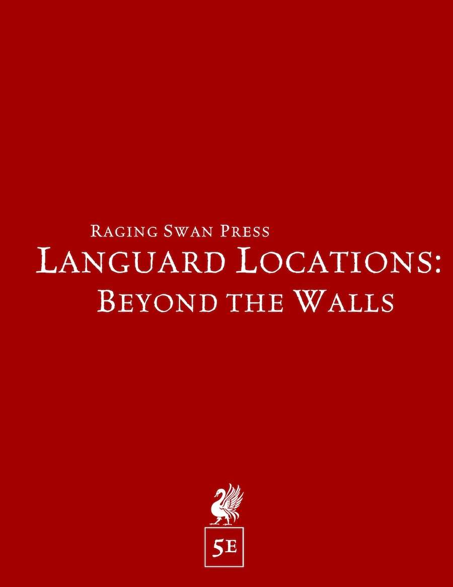 Languard Locations: Beyond the Walls (5e)
