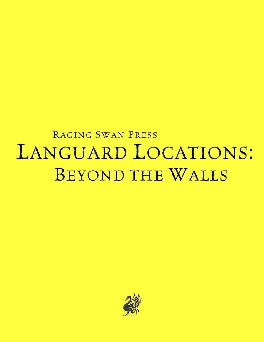 Languard Locations: Beyond the Walls (SNE)