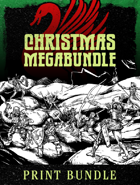 Christmas Print Megabundle 2018 [BUNDLE]