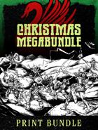 Christmas Print Megabundle 2018 [BUNDLE]