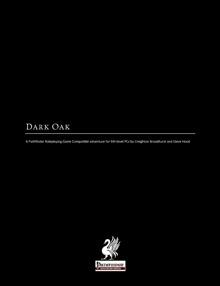 Cover of Dark Oak