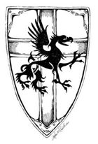 Stock Art Shields: Griffon