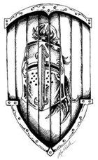 Stock Art Shields: Helm