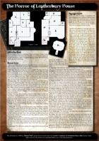 The Horror of Leatherbury House