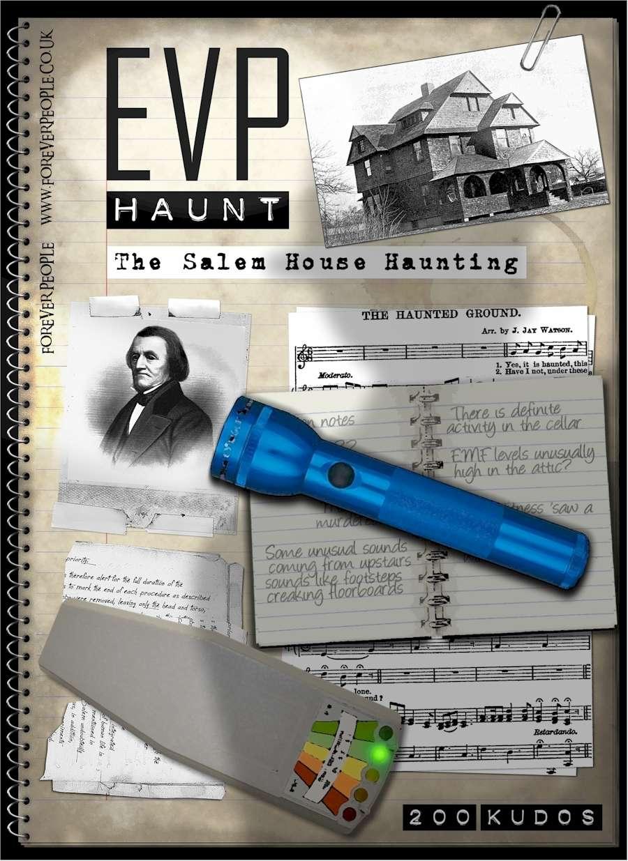 EVP Haunt 1 The Salem House Haunting