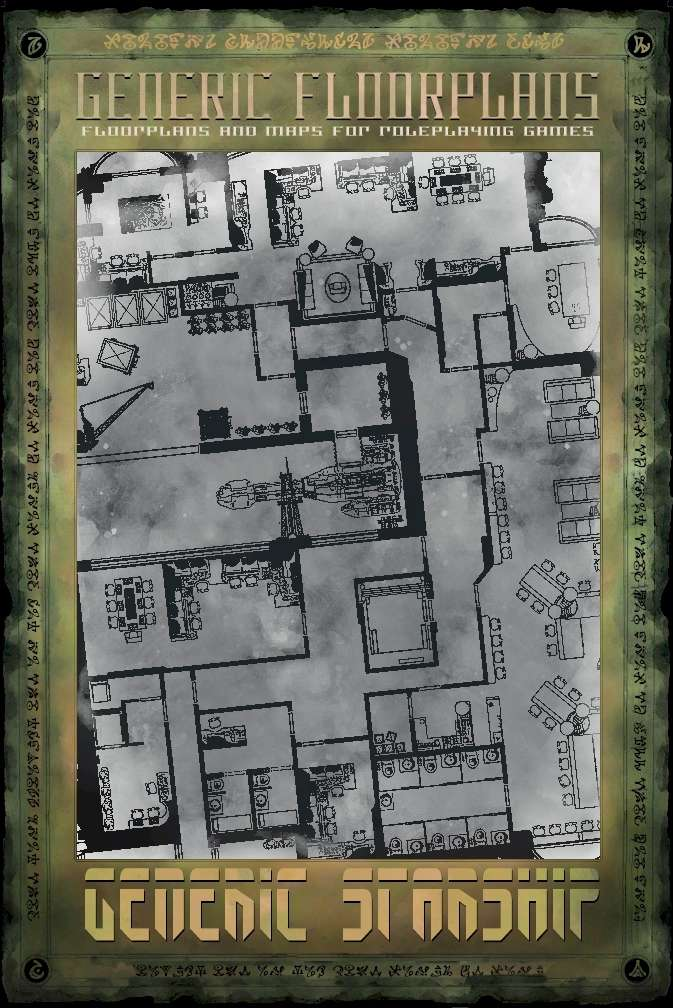 generic floorplans starship forever people sci fi spacecraft deck plans pics about space