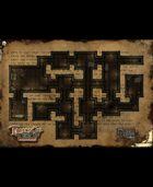 Rusty Axe Dungeon Tiles - Desert Tomb Pack