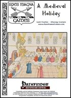 A Medieval Holiday (PFRPG)
