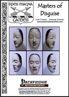 Masters of Disguise (PFRPG)