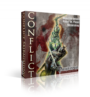 Conflict Skirmishing RPG Boxed Set Digital Files only