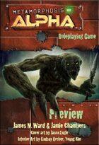 Metamorphosis Alpha RPG Preview