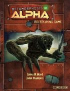 Metamorphosis Alpha Roleplaying Game